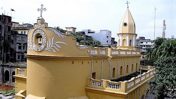 Церковь Святого Воскресения, Бангладеш, Дакка