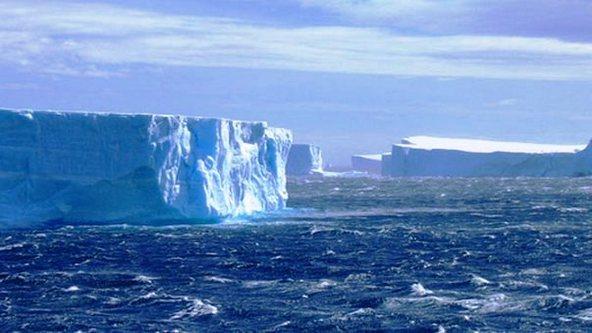 Море Уэдделла, Антарктида