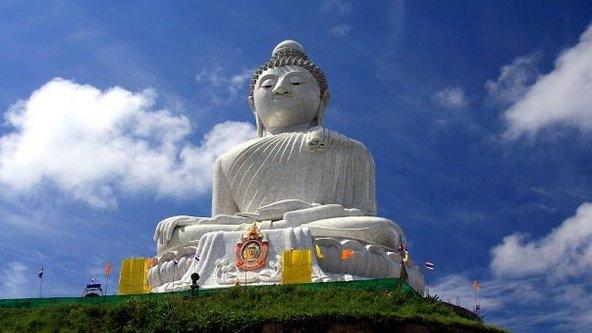 Статуя Большого Будды, Таиланд, о.Пхукет